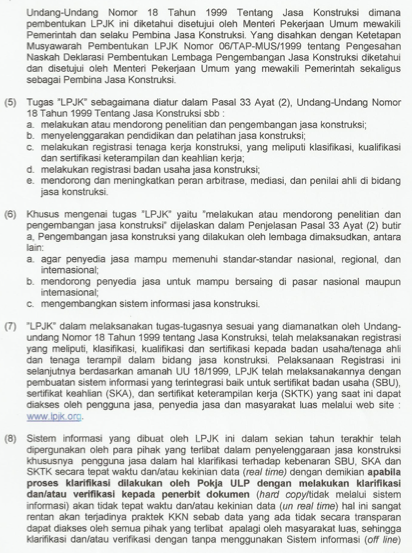 Halaman 3 Maklumat LPJK 8/2011