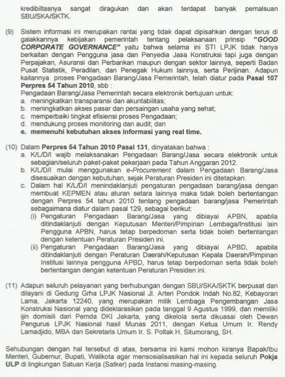 Halaman 4 Maklumat LPJK 8/2011