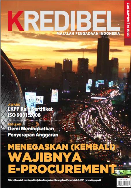 Majalah Kredibel Edisi 2