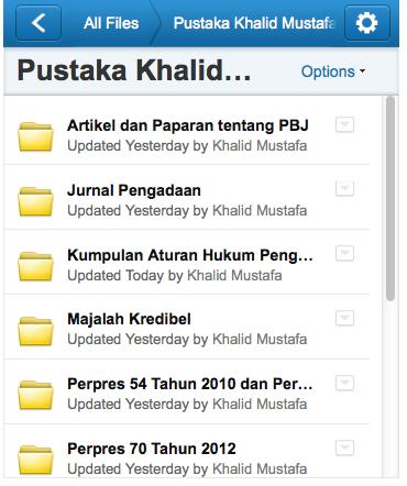 Pustaka Khalid Mustafa