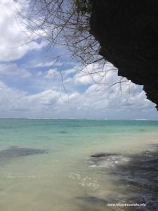 Pemandangan dari salah satu tebing
