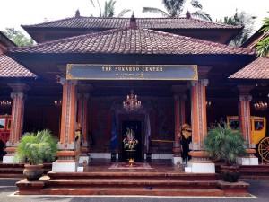 Tampak Depan Museum Soekarno