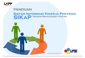 Manual SIKaP