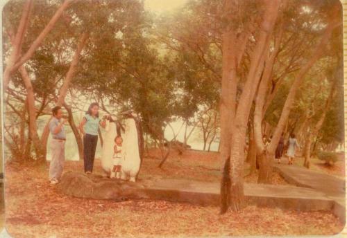 Jakarta-Bali Tahun 80-an